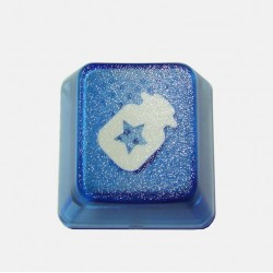 KeyPop Translucent Mana Bottle Keycap